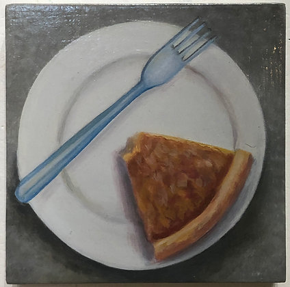 "Sides & Pies #5 ""Pecan Pie"""
