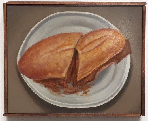 """Sandwich #4 """"Triple-Dipped (Wet) Beef"""""""