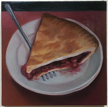 "Sides & Pies #4 ""Cherry Pie"""