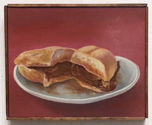 """Sandwich #5 """"Double-Dipped Roast Beef"""""""