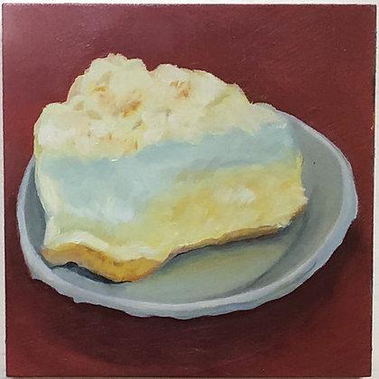 """Sides & Pies #13 """"Coconut Cream Pie"""""""