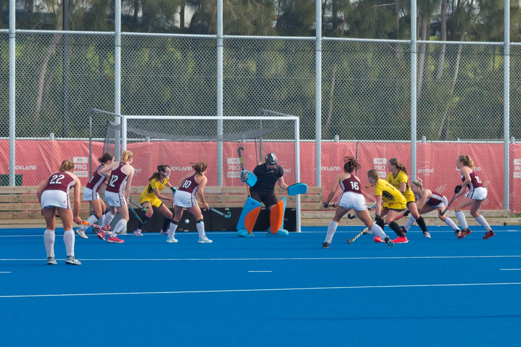 P1 Women - Goal 2