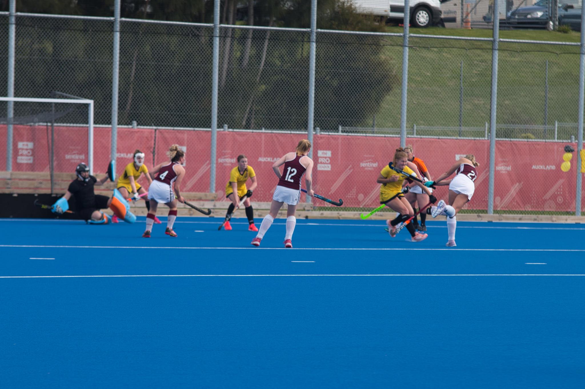 P1 Women - Goal