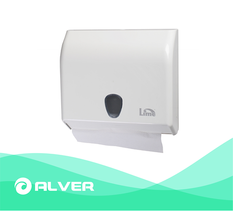Диспенсер для бумажных полотенец Z укладкой mini
