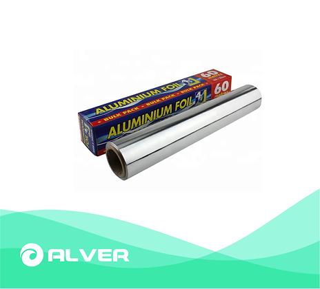 Фольга 45*100*14мкм Talgon Aluminium Foil 150
