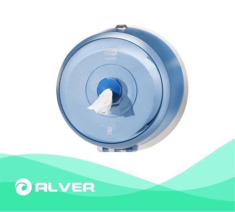 Диспенсер для туалетной бумаги с центральной вытяжкой