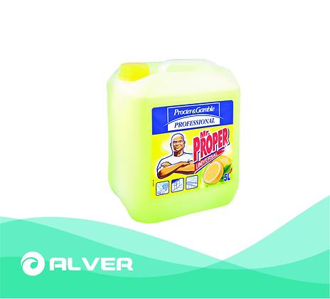 Средство для мытья полов и стен Mr.Proper 5 л.