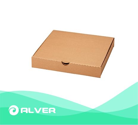 Коробка Коробка для пиццы 50*50 гофрокартон                    500*500*45м