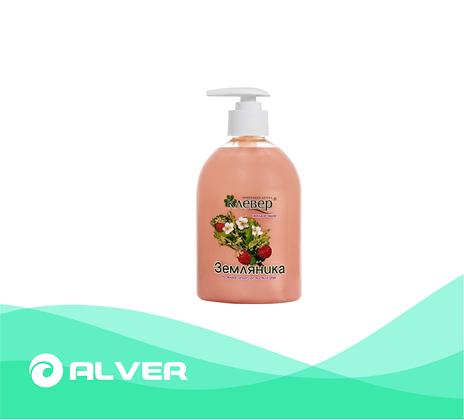 Жидкое мыло Клевер 500 мл.