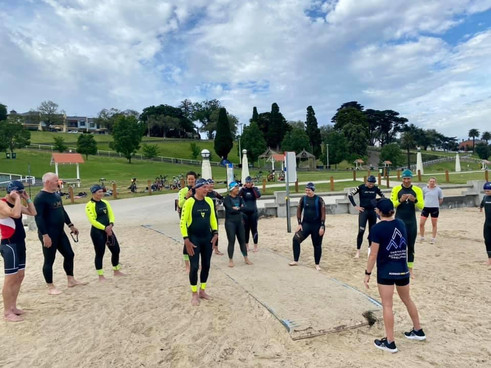 Eastern Beach Mini Triathlons
