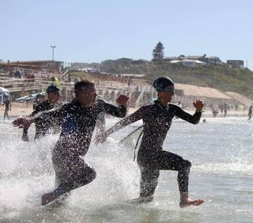 Open Water Swimming Skills