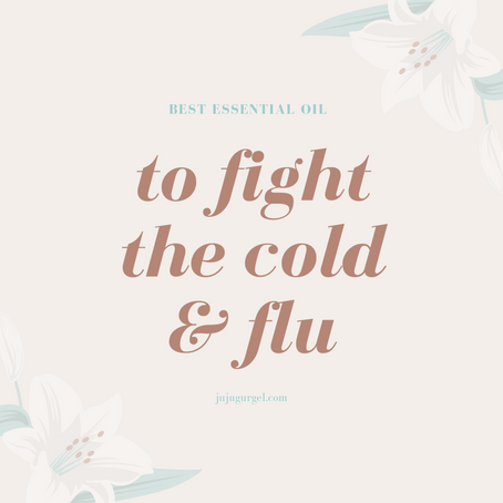 How to use essential oils to fight cold, flu & viruses | On Guard