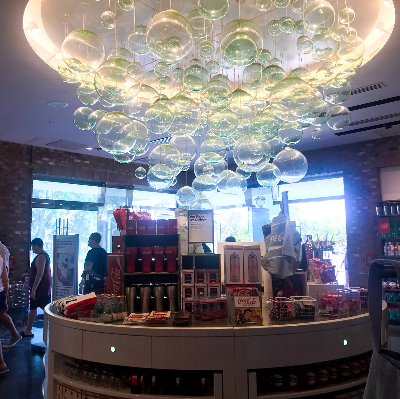 Coca Cola Store at Disney Springs