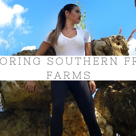 Spending the day at Southern Fresh Farms