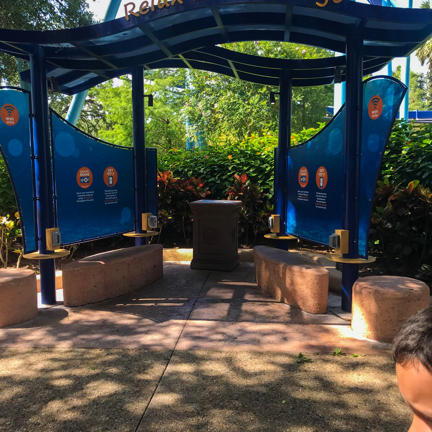 Relax and Recharge at SeaWorld Orlando