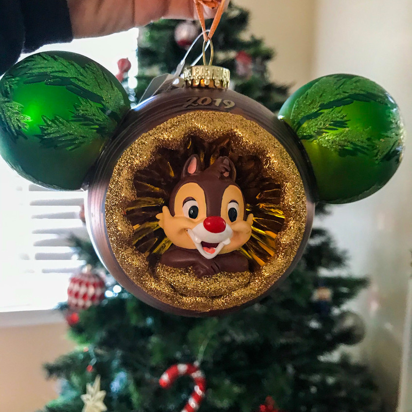 Disney Christmas 2019 Ornament