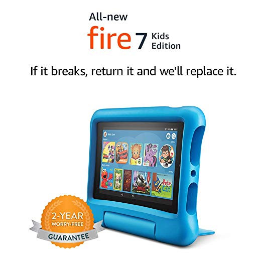 Fire 7 kids amazon prime day 2019