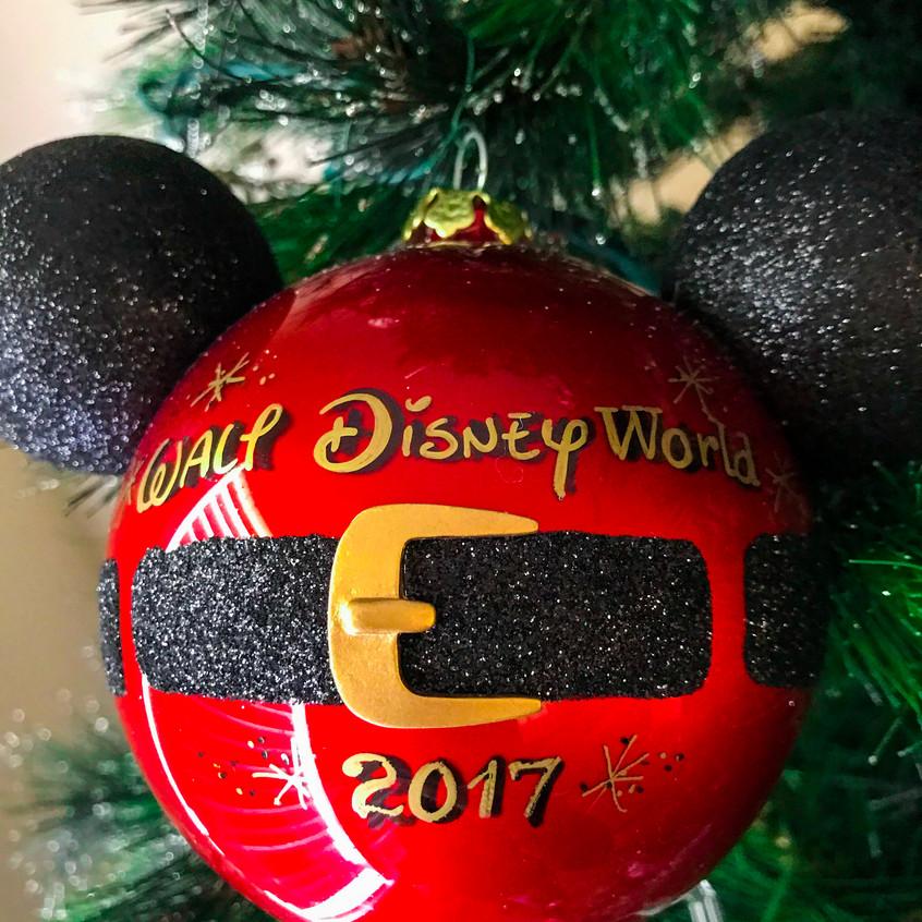 Disney Christmas 2017 Ornament