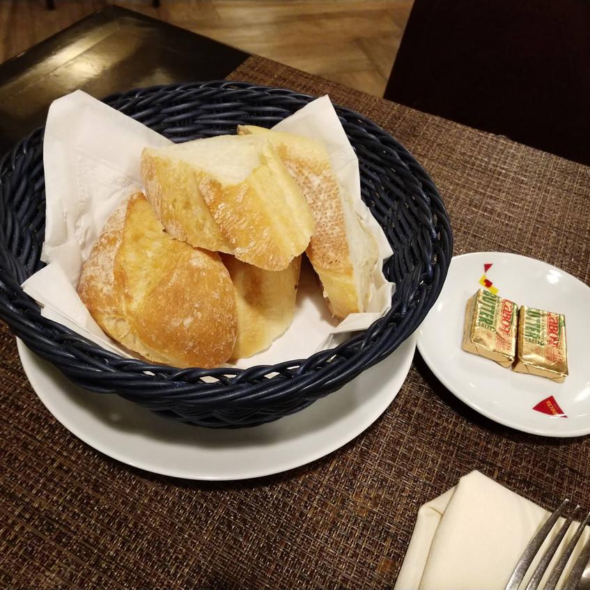 Bread appetizers