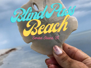 Sanibel Island beaches | Blind Pass beach
