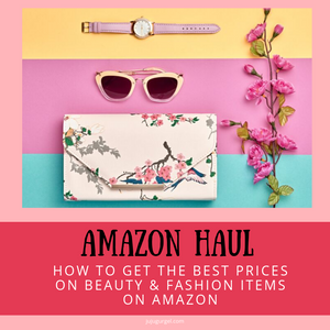 Amazon beauty hall and how to get the best prices on beauty items