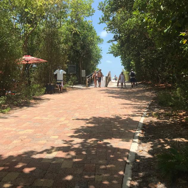 Tarpon Bay Beach Park