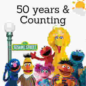 50 years and counting of sesame street