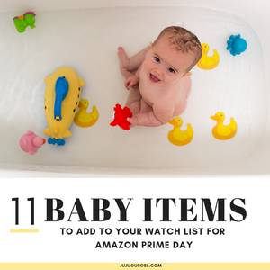 baby items to add to amazon prime day list