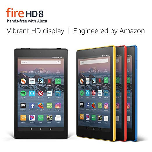Fire HD 8 amazon prime day 2019