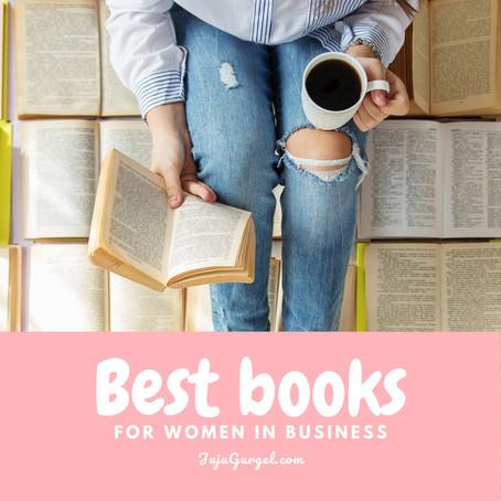 20 must read books for women entrepreneurs