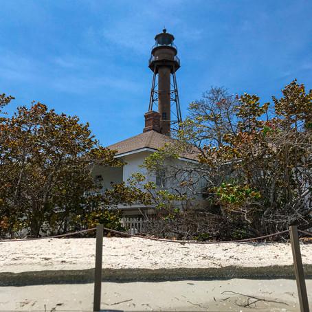 Sanibel beaches Florida | Lighthouse beach
