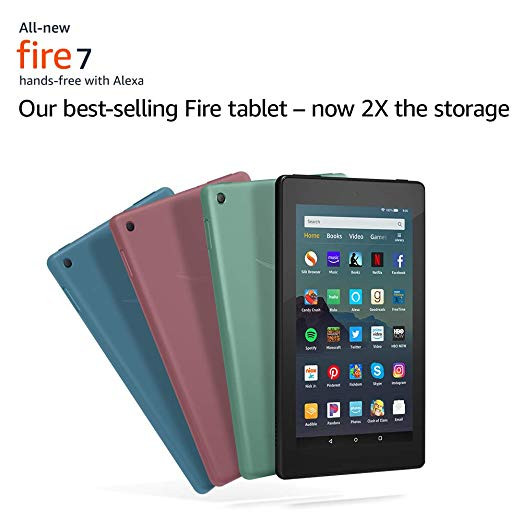 firer 7 tablet amazon prime day 2019