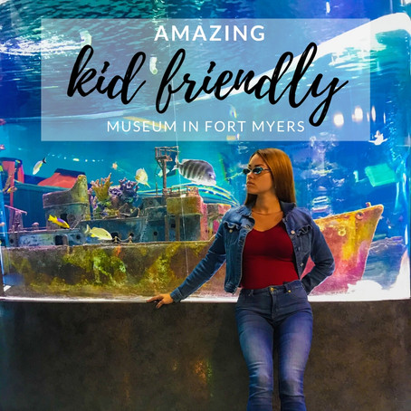 Amazing kid friendly museum in Fort Myers