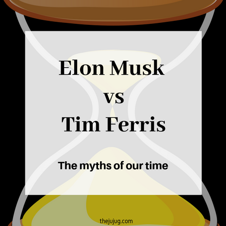 Elon Musk's 14 hourwork day vs the4 hour work week 67 steps review