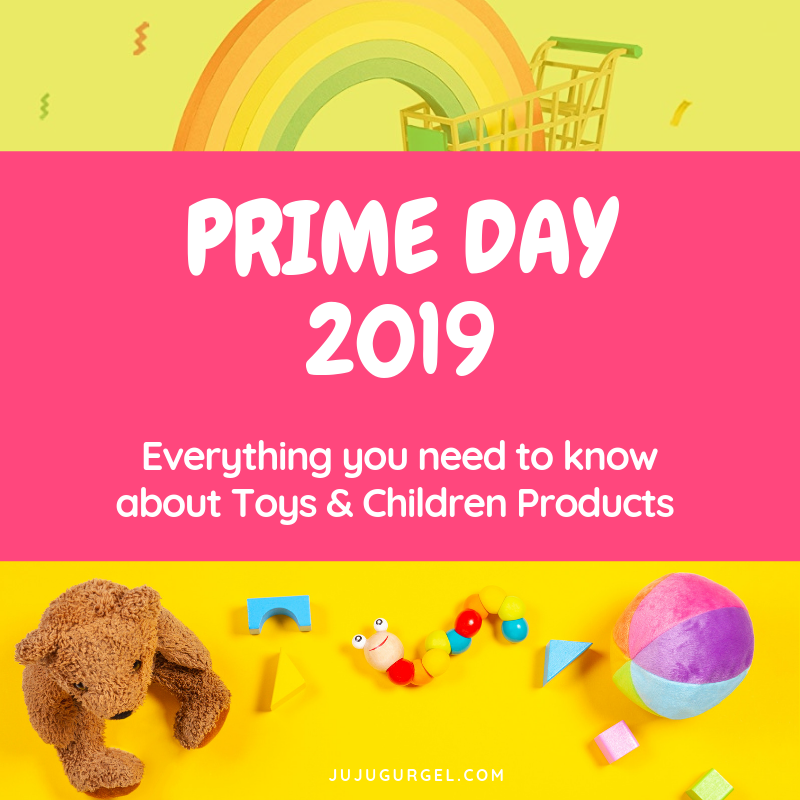Prime day 2019 toy launch
