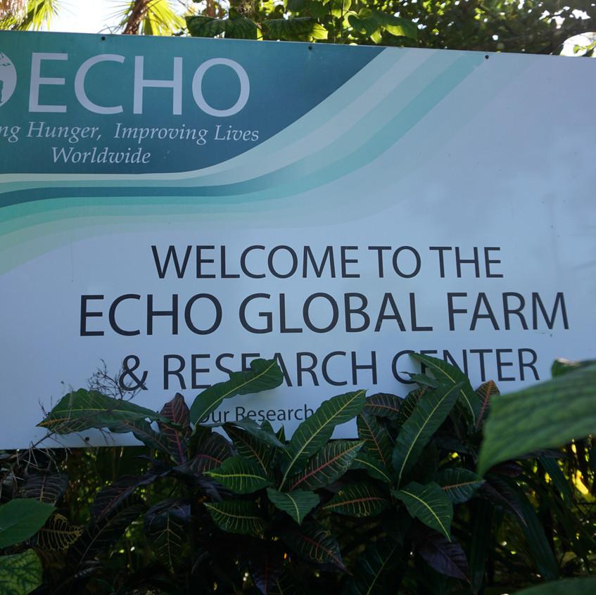 ECHO GLOBAL FARM