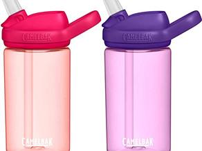 $14.71 (reg $20.00) CamelBak Eddy+ Kids 14oz BPA-Free Water Bottle with Straw *limited deal