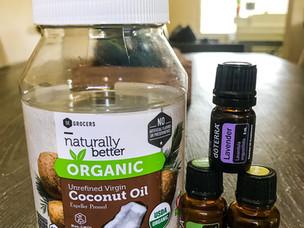 DIY yeast infection relief