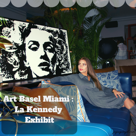 Art Basel Miami 2018: La Kennedy Exhibit
