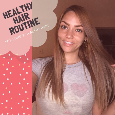 How to get healthy and long hair: How I got my hair back to being silky and shiny again