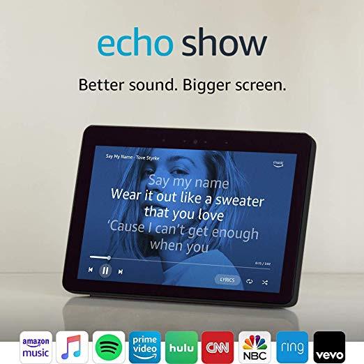 Echo show amazon 2019