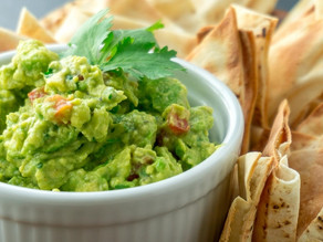 Rocco's Tacos Style Guacamole Recipe | Easy and quick to make