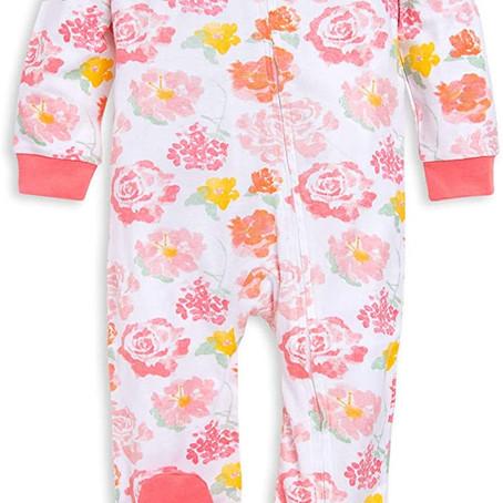 $11.16 (reg $13.95) One-Piece Romper Jumpsuit Zip Front Pajamas *limited time