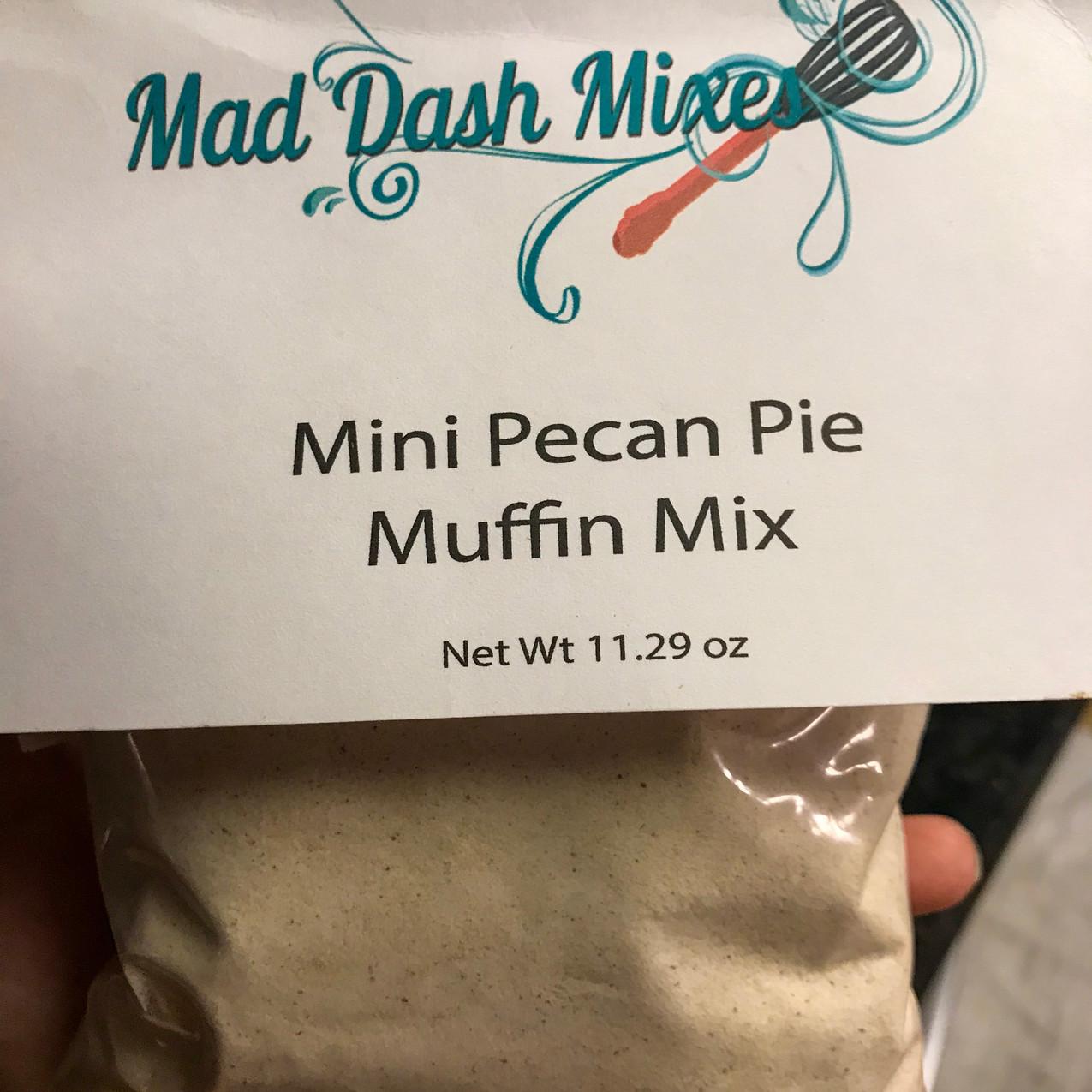 pecan pie muffin mad dash mixes_5550