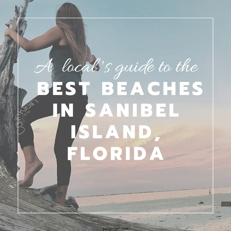 best beaches in sanibel island florida