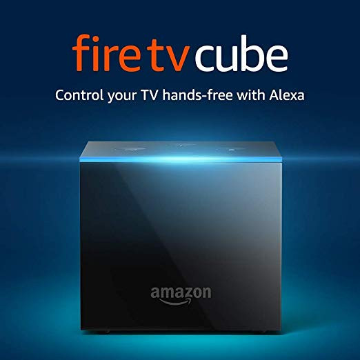 Fire tv cube prime day 2019