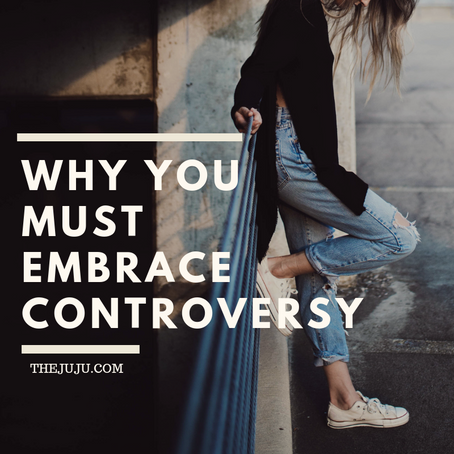 Why you must embrace controversy 67 steps course review