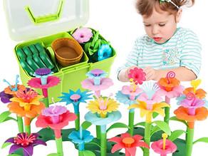 $28.89 (reg $49.99) Flower Garden Building Toy Educational Activity Stem Toys
