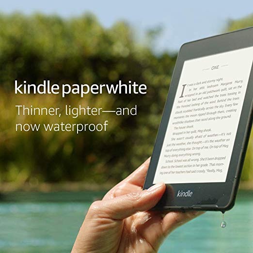 kindle paperwhite prime day 2019