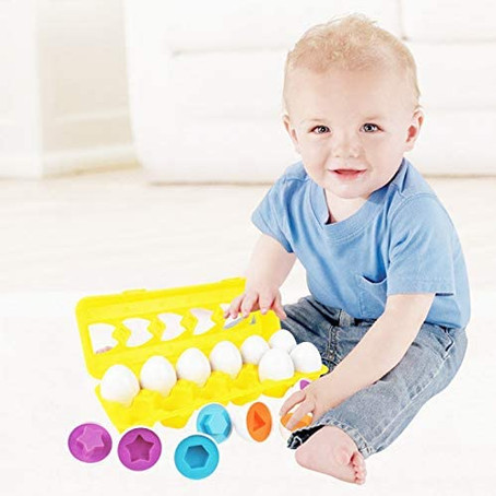 $11.89 (reg $23.99) Matching Eggs-Educational Color & Shape *limited deal